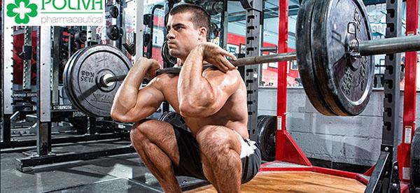 lạm dụng steroids