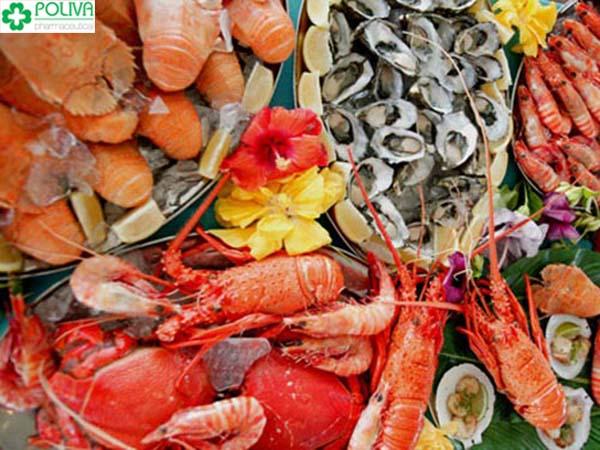 chế độ ăn uống tăng cường sinh lý nữ