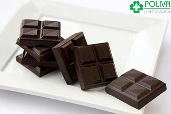 Chocolate giúp phái mạnh hưng phấn và tăng chất lượng tinh trùng Y.