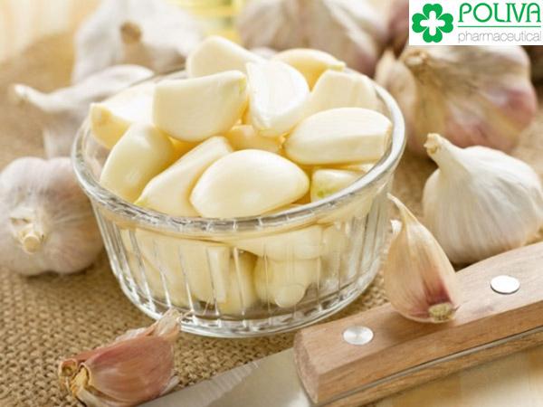 selen và vitamin B6 trong tỏi sẽ làm tăng sức mạnh của tinh trùng Y
