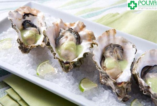 Món ăn từ hàu luôn được phái mạnh ưu ái sử dụng.