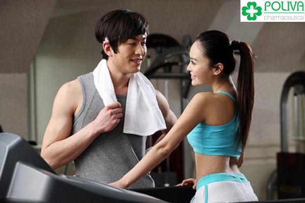 Tập luyện thể thao luôn được liệt kê vào danh sách những thói quen sinh hoạt tốt