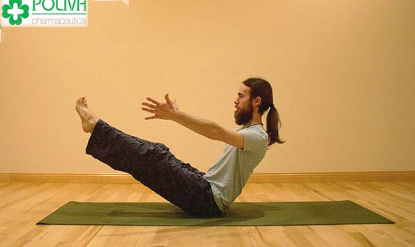 yoga giúp hạn chế cuất tinh sớm