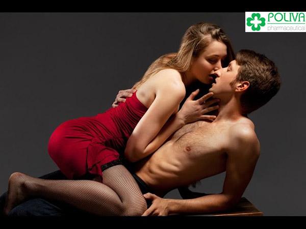 Sự chủ động của phái nữ đôi khi là niềm mong chờ của cánh đàn ông.