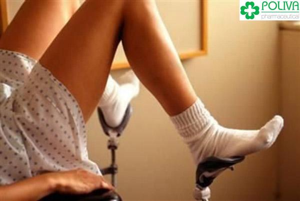 Chị em thường mang chung tâm lý là ngại đi khám phụ khoa.