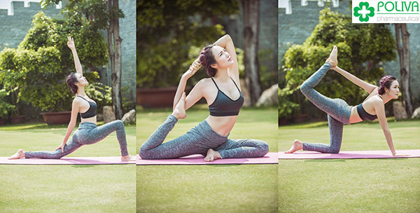 Tập luyện chính là cách nhanh nhất làm bạn đẹp và tự tin hơn.