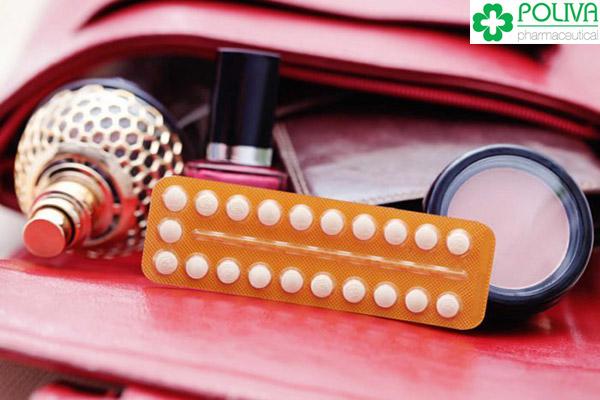 Thuốc tránh thai có thể điều chình kỳ kinh nguyệt nhưng chớ lạm dụng chúng.
