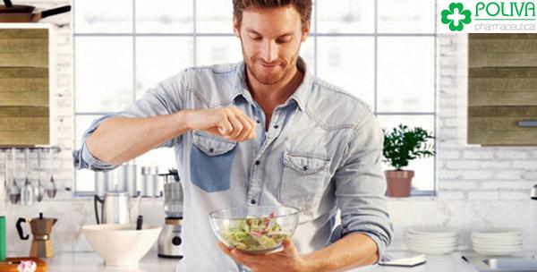 Chế độ dinh dưỡng hàng ngày ảnh hưởng tới tuổi thọ tinh trùng