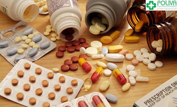 Thuốc kháng sinh có cả tác dụng phụ không mong muốn