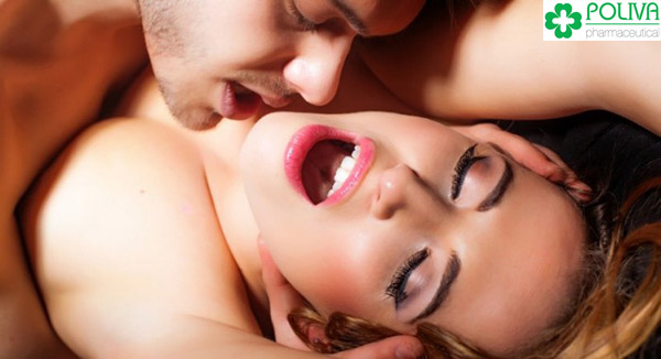 Nếu được đưa đến cảm giác khoái cảm nhất định, phái đẹp cũng có thể xuất tinh.