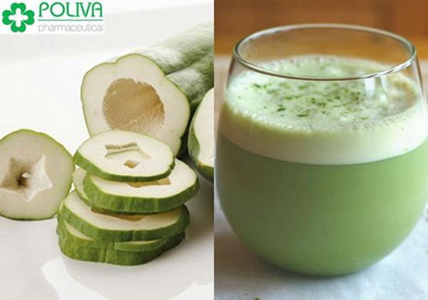 Đu đủ xanh là thực phẩm có tác dụng kích thích các tuyến sữa và các mô mỡ vùng ngực phát triển