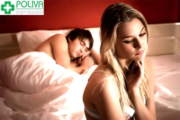 Nhịn yêu, nhịn quan hệ có tác hại gì đối với sức khỏe?