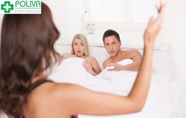 Tâm lý đàn ông ngoại tình