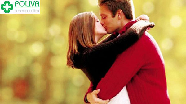 Những tác dụng tuyệt vời của nụ hôn