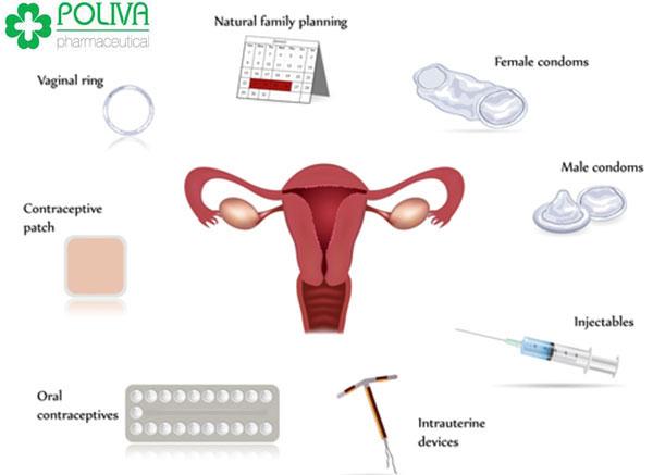Miếng dán tránh thai giải phóng chậm một lượng hormone tổng hợp có tác dụng tương tự như estrogen và progesteron nhằm ngăn cản quá trình rụng trứng