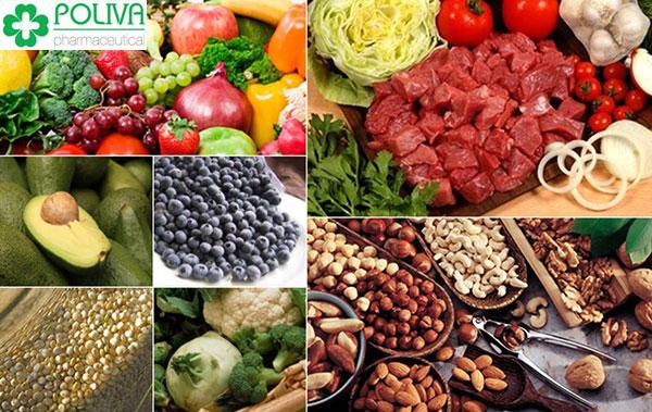 Chế độ ăn uống giúp tăng cường testosterone