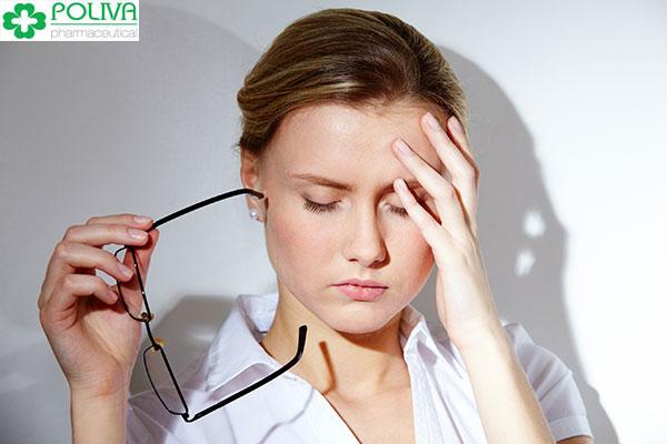 Căng thẳng tâm lý sẽ gây rối loạn hormon vào thời kỳ rụng trứng, sau đó sẽ ảnh hưởng xấu đến khả năng mang thai