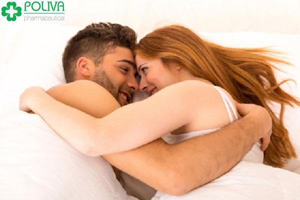 Giữ tinh thần thư thái, ăn uống tập luyện đầy đủ giúp phụ nữ dễ dàng thăng hoa trong mọi cuộc yêu