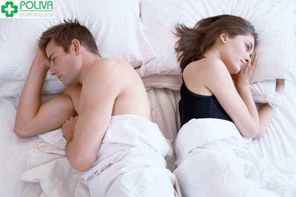 Nhiều phụ nữ cho rằng họ không có cảm xúc khi quan hệ với chồng