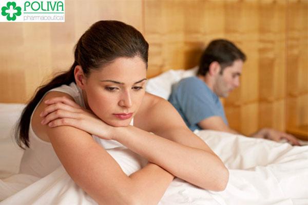 Rối loạn khoái cảm ảnh hưởng xấu đến đời sống chăn gối và hạnh phúc vợ chồng