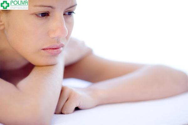 Kinh nguyệt ra ít là một hiện tượng của rối loạn kinh.