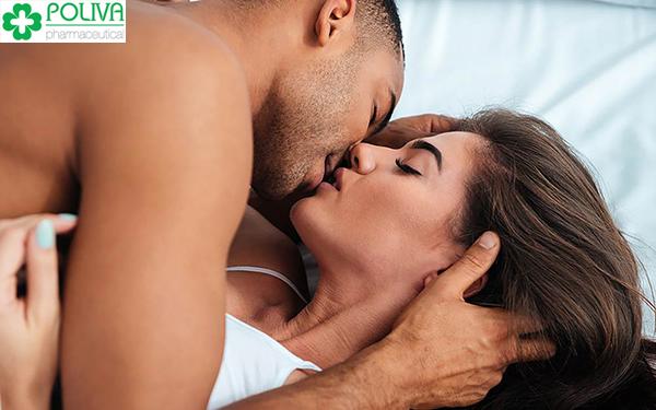 Nụ hôn là điểm bắt đầu cho mọi cuộc yêu.