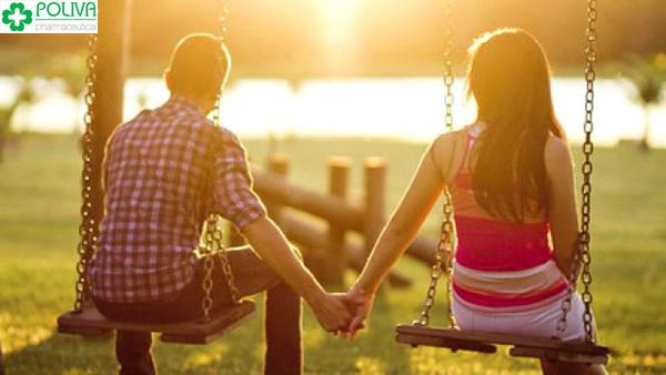 Chia sẻ thẳng thắn để hai người cùng biết gìn giữ cho nhau
