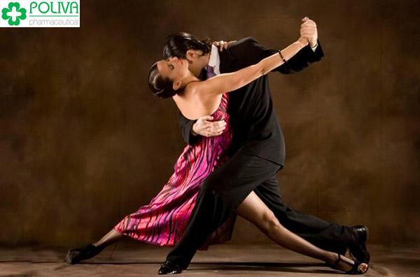 Phụ nữ biết khiêu vũ sẽ biết cách điều phối cơ thể mình tốt hơn