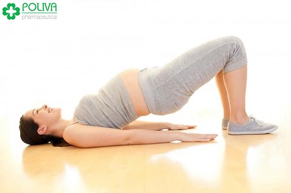 Bài tập Kegel là phương pháp tốt để làm khỏe vùng cơ xương chậu
