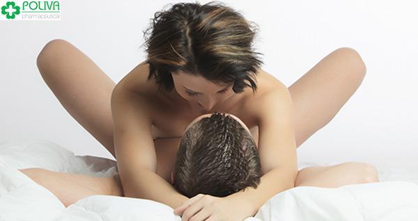 Đôi khi được làm chủ cuộc yêu theo cách của mình là mong muốn của phái nữ