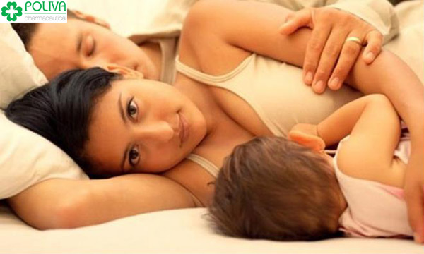 Quan hệ sau sinh - vấn đề nhạy cảm được các cặp đôi đặc biệt quan tâm