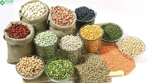 Mang thai mẹ bầu không nên bỏ qua các loại hạt đậu để bổ sung cho cơ thể