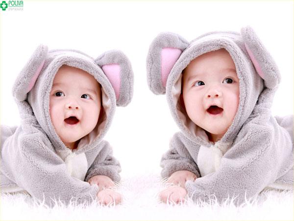 Sinh đôi 1 trai 1 gái có gì đặc biệt?