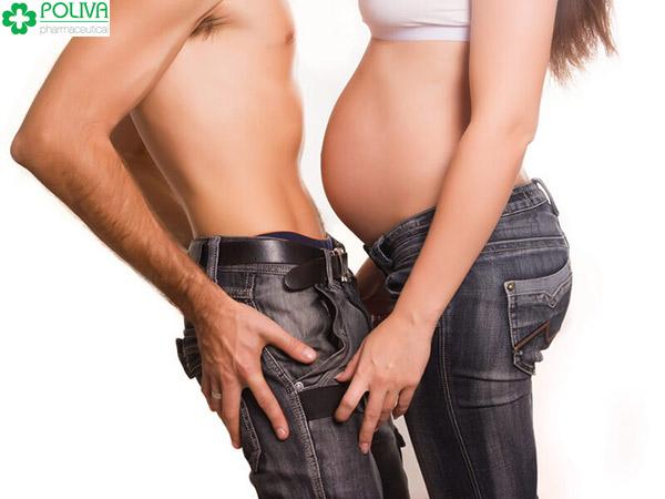 Quan hệ khi mang thai 3 tháng cuối có thể vừa sung lại vừa an toàn