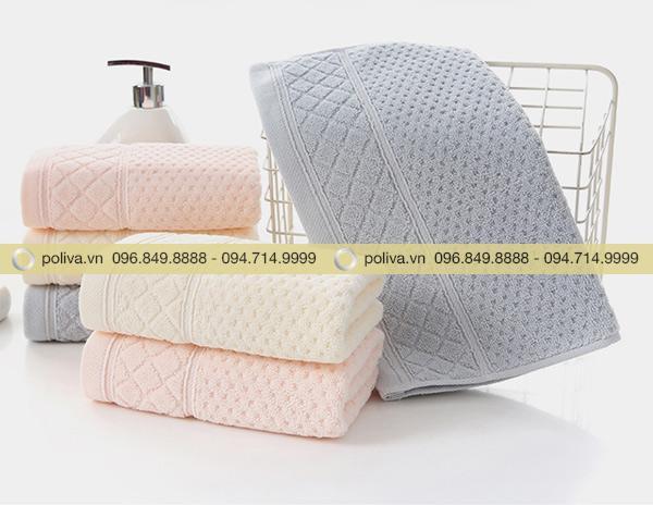 Poliva chuyên cung cấp khăn tắm khách sạn chất lượng, cao cấp