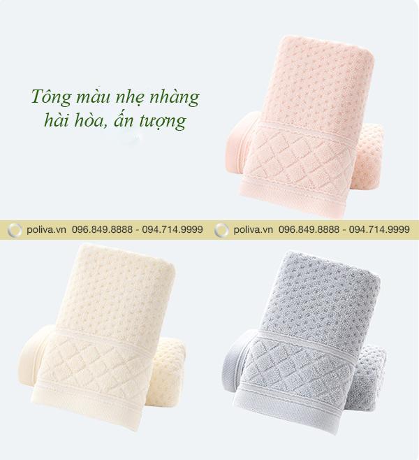 Thiết kế khăn trang nhã và lịch sự
