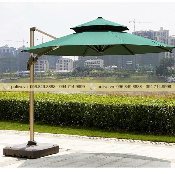 Liên hệ Poliva để đặt mua ô dù ngoài trời cao cấp