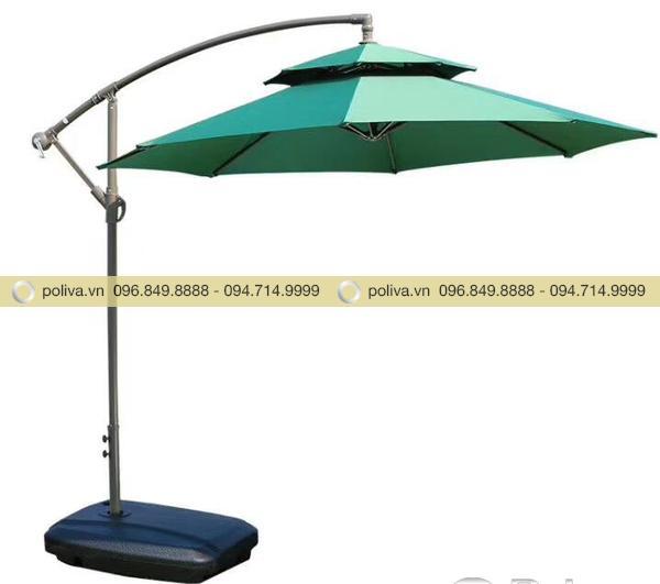 Poliva cung cấp các sản phẩm ô dù ngoài trời, ô dù lệch tâm... uy tín và chất lượng