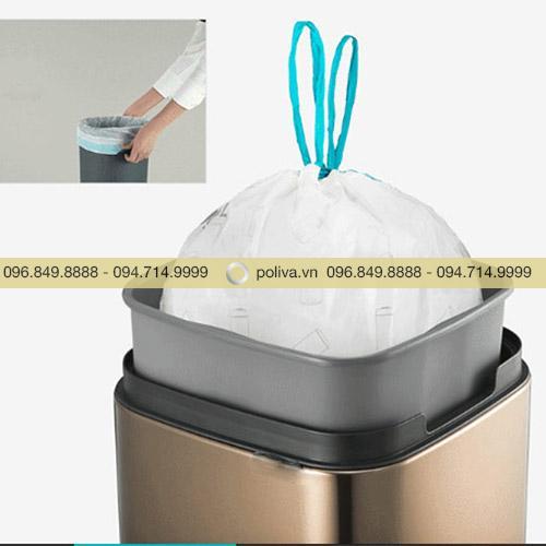 Thùng rác cảm ứng thông minh