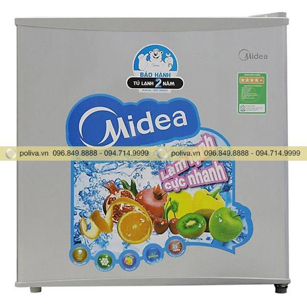 Tủ lạnh khách sạn MS04 - Mã sản phẩm Midea HS-65SN