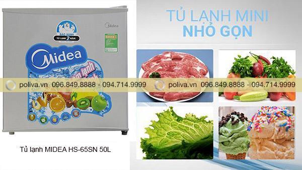 Bảo quản thực phẩm tươi ngon, nước uống mát lạnh