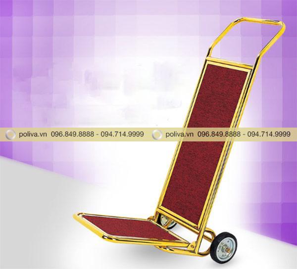 Mẫu xe đẩy mà các khách sạn nên trang bị