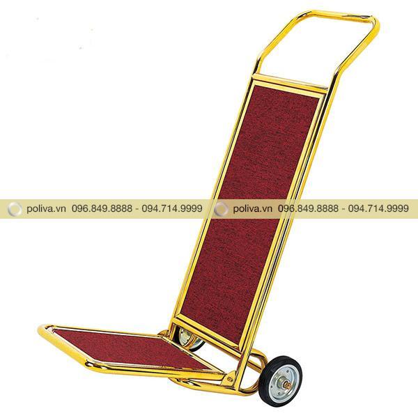 Kiểu dáng xe đẩy hình chữ L đơn giản