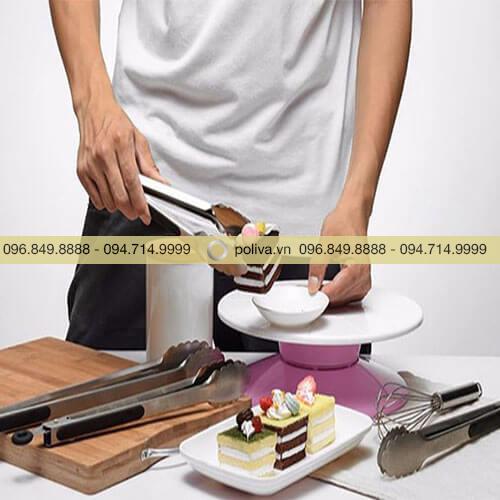 Kẹp gắp thức ăn