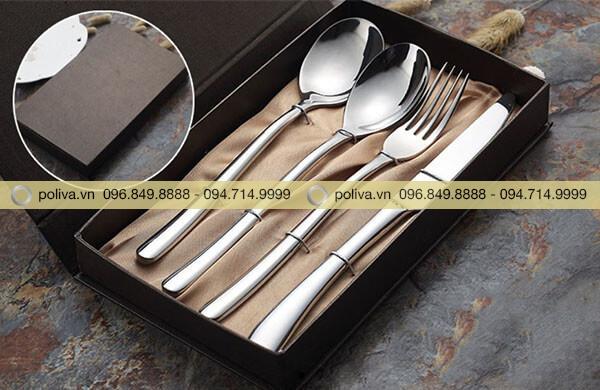 Bộ dao muỗng nĩa nhà hàng