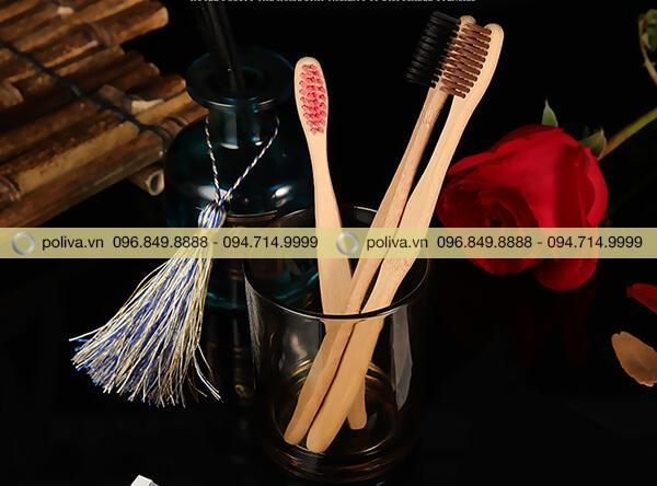 Bàn chải đánh răng lông mềm mịn, bảo vệ sức khỏe răng miệng