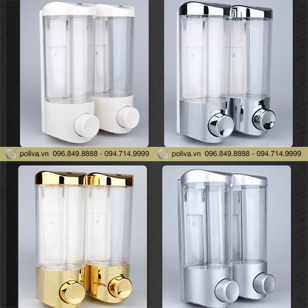 Bình đựng nước rửa tay nhựa
