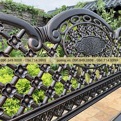 Ghế sân vườn bằng sắt