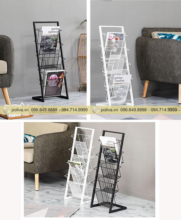Hai tông màu đen trắng trung tính dễ sử dụng và phù hợp với nhiều phong cách thiết kế