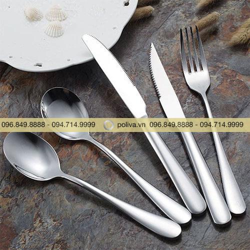 Bộ dao muỗng nĩa inox
